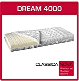 7-Zonen-Premium-Kaltschaum-Matratze DREAM 4000 – 90×200 cm H2