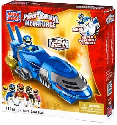 Mega Bloks Power Rangers Megaforce - Shark Mechazord (Power Rangers Lego compare prices)