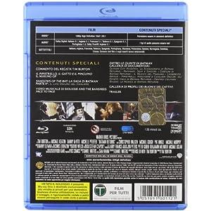 Batman il ritorno [Blu-ray] [Import italien]