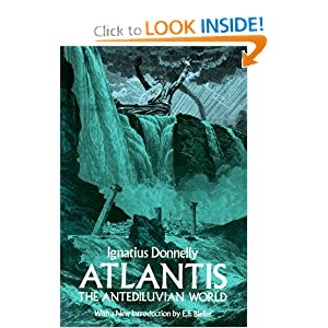 Amazon.com: Atlantis: The Antediluvian World (9780486233710 ...