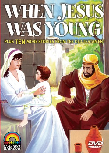 Children's Bible Stories: When Jesus Was Young