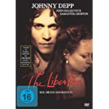 "The Libertine - Sex, Drugs & Rococovon ""Johnny Depp"""