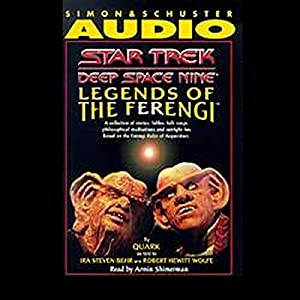 Star Trek, Deep Space Nine: Legends of the Ferengi (Adapted) Hörbuch