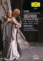 Pierre Boulez : Siegfried