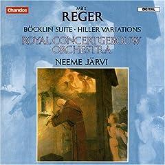 Reger: Böcklin Suite; Hiller Variations