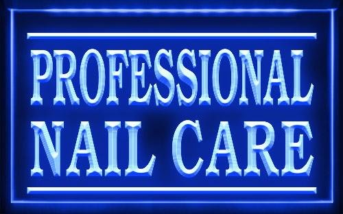 C B Signs Beauty Salon Professional Nail Care Led Sign Neon Light Sign Display