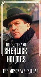The Return of Sherlock Holmes: The Musgrave Ritual [VHS]
