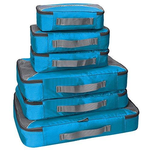 g4free-packing-cubes-6pcs-set-travel-accessories-organizers-versatile-travel-packing-bagsblue