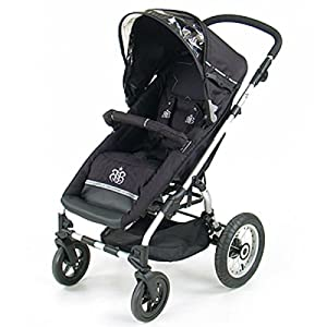 rock star baby infinity stroller black baby. Black Bedroom Furniture Sets. Home Design Ideas