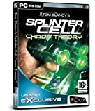 Tom Clancy's Splinter Cell: Chaos Theory (PC DVD)