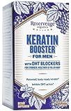 Reserveage Organics - Keratin Booster For Men, 60 veggie caps