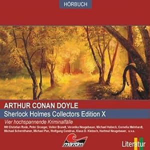 Sherlock Holmes Collectors Edition X Hörspiel