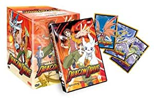 Dragon Drive Amazing Transformation, Vol. 1 - With Series Box (Limited Edition)