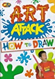 img - for Art Attack How to Draw Organiser: Learn How to Draw the Art Attack Way! (Funfax) book / textbook / text book