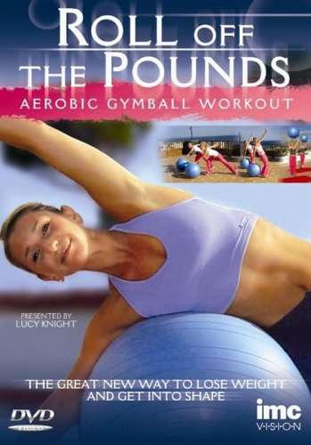 Gymball (Gym Ball)- Roll Off The Pounds - Aerobic Gymball Workout - Healthy Living Series [DVD]