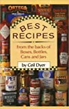 Best Recipes from the Backs of Boxes, Bottles, Cans and Jars (May 2008)