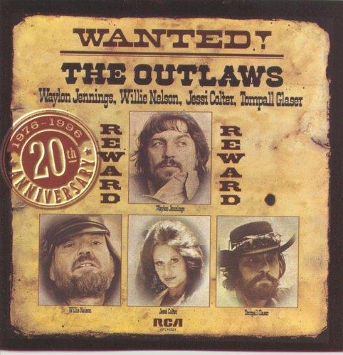 WAYLON JENNINGS - Wanted! The Outlaws - Zortam Music