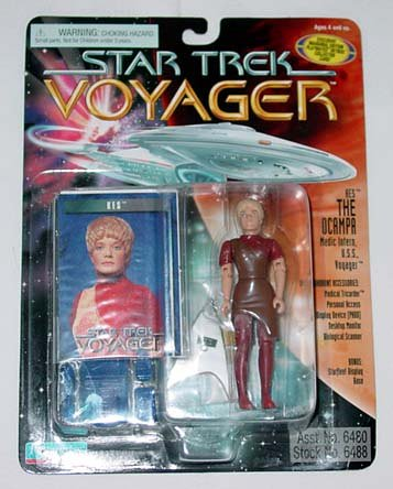 Star Trek Voyager - Kes the Ocampa