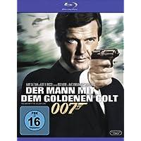 James Bond - Der Mann mit dem goldenen Colt [Blu-ray]