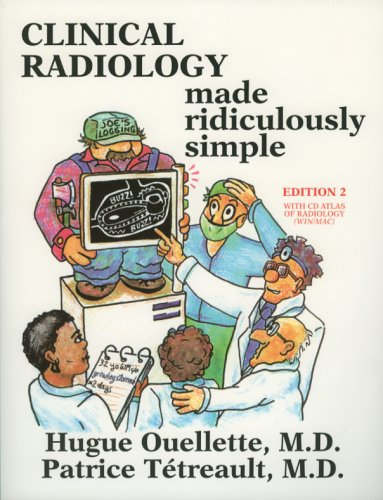 Clinical Radiology Made Ridiculously Simple, Edition 2