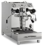 Vibiemme Double Domobar Espresso Machine - V4.0, manual, double boiler, switchable tank / direct connect, rotary pump