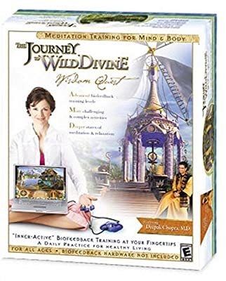 The Journey to Wild Divine Biofeedback Software Expansion Pack for PC & Mac: Wisdom Quest