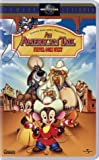 American Tail: Fievel Goes West [VHS]