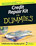 Credit Repair Kit For Dummies (For Dummies (Business & Personal Finance))