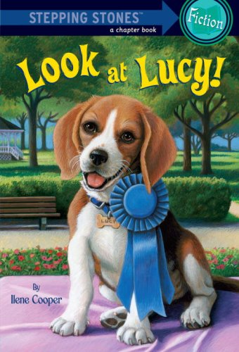 Look at Lucy! (A Stepping Stone Book(TM))