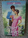 img - for Thief of Hearts (Regency Romance) by Melinda Pryce (1991-06-04) book / textbook / text book