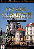 Global Treasures PRAGUE OLD TOWN Praha Stare Mesto Czech Republic [DVD] [2012] [NTSC]