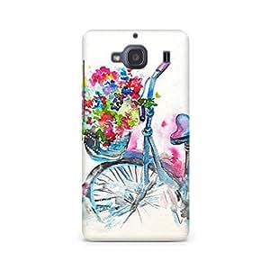 Mobicture Graphics Premium Designer Mobile Back Case Cover For Xiaomi Redmi 2s