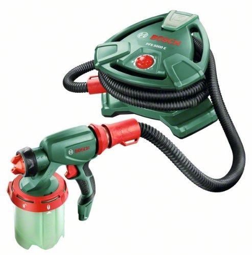Bosch PFS 5000-E Pistola a Spruzzo, Verde