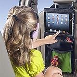 laoo SA Asiento de coche momia bolsa para iPad, Tablet, ordenador para niños