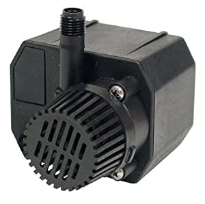 Beckett 7060110 210 GPH Underwater Pump for Small Ponds, Fountains, Waterfalls (Discontinued by Manufacturer)