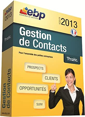 EBP Gestion de Contacts Pratic 2013