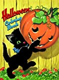 Halloween Coloring Book (Novelty Coloring Book)