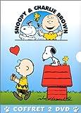 echange, troc Coffret Snoopy 2 DVD : Snoopy & Charlie Brown ont le coup de foudre / Snoopy & Charlie Brown deux amis pour la vie