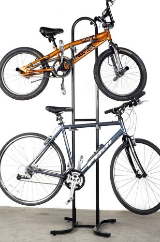 Freestanding Bike Storage, Stores 2-4 Bikes