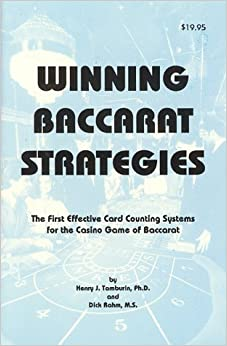 baccarat card counting system