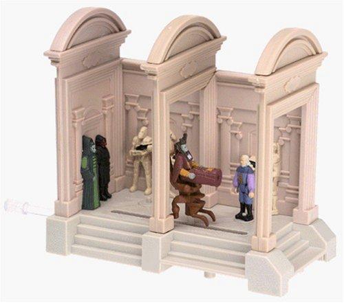 Action Fleet Scenes #6 - Throne Room Reception - 1