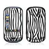 Zebra Stripes Design Protective Skin Decal Sticker for Samsung Corby Plus GT B3410 Cell Phone