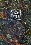 echange, troc Roger Laporte - Lettre à personne
