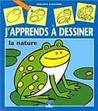 """Afficher """"J'apprends à dessiner la nature"""""""