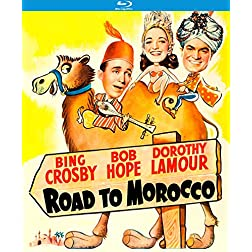 Road to Morocco [Blu-ray]