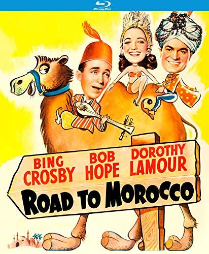 Blu-ray : Road To Morocco (Blu-ray)