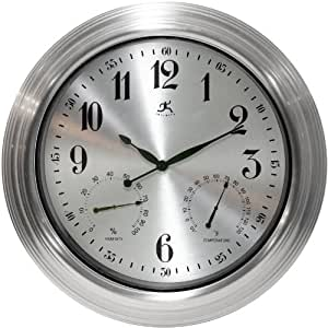 Infinity Instruments Wall Clock Camelot Kitchen Home