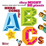 Here Come The ABCs by They Might Be Giants [Music CD]