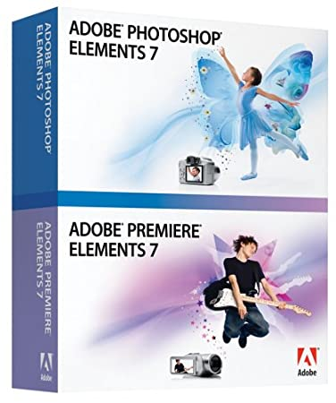 Photoshop Elements + Premiere Elements - Version 7.0