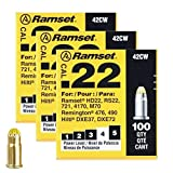 Lot of 3 ITW Brands Ramset Powerder Load 0.22 Caliber Yellow 100/Pack by ITW BRANDS